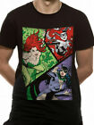 Villainesses Catwoman Harley Quinn Poison Ivy T Shirt Official DC Comics S XL image
