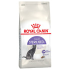 Royal Canin Sterilised Cat Dry Food 4KG 10KG 20KG Plus Free Feather Waggler Toy