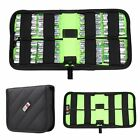 BUBM Travel Padded Universal Electronics Case Batteries Charger HDD Storage Bag