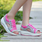 Womens Sports Running Walking Hollowed Breathable Sandals Comfy Sneakers Shoes