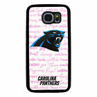 CAROLINA PANTHERS PHONE CASE FOR SAMSUNG GALAXY S6 S7 S8 S9 S10 E PLUS EDGE NOTE $14.99 USD on eBay