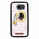 WASHINGTON REDSKINS PHONE CASE FOR SAMSUNG GALAXY S5 S6 S7 S8 S9 S10 E PLUS NOTE $14.99 USD on eBay
