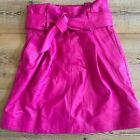 John John Leather Skirt, Pink, NWT, Multiple Sizes