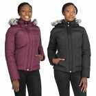 Trespass Nanette Womens Padded Jacket Casual Puffer Coat For Ladies