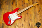 Fender Stratocaster USA 40th Anniversary TORINO RED #659-1274-1461 for sale