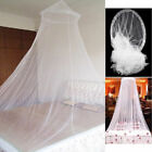 Mosquito Net Elegant Lace Bed Queen Size Canopy Netting Curtain Fly Insect Mest image