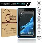 "For Acer Iconia One/Tab 7"" 8"" Tablet - Tempered Glass Screen Protector Film"