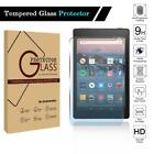 "For Amazon Kindle fire 7"" 8"" 10"" Tablet - Tempered Glass Screen Protector Film"