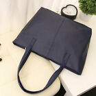 8E99 PU Tote Purse Big Grain Casual Travel Bag