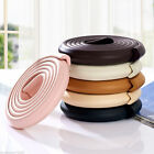 2M Kids Baby Safety Foam Rubber Bumper Strip Safety Table Edge Corner Protecto A