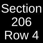 2 Tickets Nashville Predators @ Detroit Red Wings 11/4/19 Detroit, MI $118.84 USD on eBay
