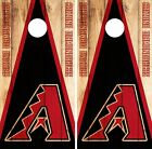 Arizona Diamondbacks Cornhole Skin Wrap MLB Wood Decal Vinyl Board Logo DR576 on Ebay