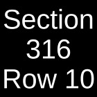 3 Tickets Vegas Golden Knights @ Chicago Blackhawks 10/22/19 Chicago, IL $244.8 USD on eBay