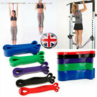 Resistance Band Loop Exercise Crossfit Strength Training Gym Fitness Yoga School image