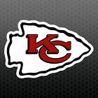 NFL Kansas City Chiefs Sticker - Vinyl Decal Car Truck Window Logo Choose Size $1.95 USD on eBay