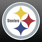 NFL Pittsburgh Steelers Sticker - Vinyl Decal Car Truck Window Logo Choose Size $2.95 USD on eBay