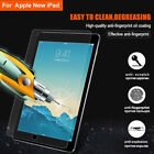 Premium HD Tempered Glass Screen Protector for iPad 5th 6th 4 3 2 Air 2 Pro 10.5
