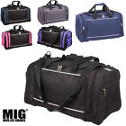 'Mens & Boys Sport & Gym Holdall Duffle Bags Sports Work Casual Gym Travel School