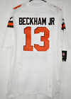 CLEVELAND BROWN ODELL BECKHAM JR WHITE JERSEY STITCHED NWT NFL FOOTBALL $44.95 USD on eBay