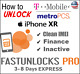T-Mobile/MetroPCS USA UNLOCK SERVICE (CLEAN+FINANCE+INACTIVE) IPHONE XR 100%
