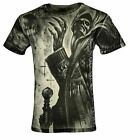 XTREME COUTURE by AFFLICTION Mens T-Shirt APOTHECARY Skulls Biker Gym S-5X $40 image