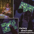 A4 Magic Luminous Drawing Board Tablet Set , Draw With Light Fun Developing Toy