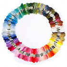 50-200PCS Cross Stitch Hand Embroidery Thread Floss Sewing Skeins Durable
