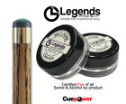 Legends Pure 10mm Cue Tips - Certified Pig & Alcohol Free £16.95 GBP on eBay