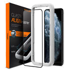 iPhone 11 11 Pro 11 Pro Max Glass Screen Protector Spigen®[AlignMaster] 2 PK