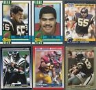 1990 Junior Seau Rookie Card Topps Score Pro Set Supplemental Action Packed RC $1.79 USD on eBay