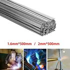 2mm/1.6mmx 50cm US Easy Melt Welding Rods Low Temperature Aluminum Wire Brazing