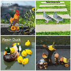Lawn Courtyard Garden Decor Outdoor Statue Art Craft Simulation Animal Ornament