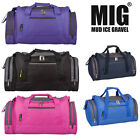 'Ladies Womens & Girls Sports & Gym Holdall Duffle Bag - Gym Travel School Work
