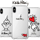 Genuine Keith Haring Jelly Hard Case iPhone 7/8/iPhone 7/8 Plus/6S made in Korea