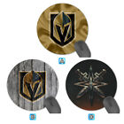 Vegas Golden Knights Round Fabric Mouse Pad Mat Mice Mousepad $4.49 USD on eBay