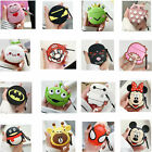 Cartoon Pink Poison Keychain Soft Silicone Case For Apple Airpods 2 $7.43  on eBay
