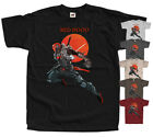 Batman Red Hood COMICS T-Shirt BROWN KHAKI BLACK ZINK BRICK All sizes S-5XL image
