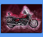Box Canvas: Motorcycles - Triumph Thunderbird- Various Sizes - Ready To Hang €14.51 EUR on eBay