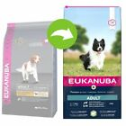 Eukanuba Dry Dog Food Adult Lamb and Rice for Small Medium Breed 2.5 kg or 12 kg
