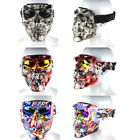 Men Motorcycle Motocross Goggle Adjustable Face Mask Riding Windproof Glasses 41