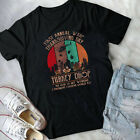 Funny Turkey Thanksgiving Day Shirt Wkrp-Turkey-Drop Vintage T-Shirt