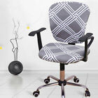 Rotating Office Computer Chair Cover Spandex Covers for Chairs Lycra Chair