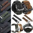 US Genuine Leather Band Strap For Samsung Galaxy Watch 42/46mm Active 2 40/44mm image