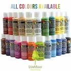 DecoArt Crafters Acrylic Paint 2oz, 59ml Pots - All Colours - BUY 5, GET 5 FREE!