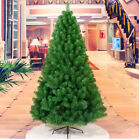 US! 2'/5'/6' Feet Unlit Artificial Christmas Pine Tree with Sturdy Mental Legs