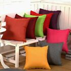 Set Of 2 Throw Pillow Case Cover Cushion Case 18