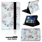 FOLIO LEATHER STAND Cover CASE For TESCO Hudl 2 8.3