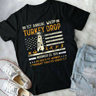 Funny Wkrp-Turkey-Drop Vintage Shirt Thanksgiving Day Long Sleeve T-Shirt