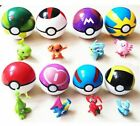 5-7cm 8-24Pcs Pokeball Ball set Action Figures Boxed Kids Christmas Toy Gift US $15.99 USD on eBay