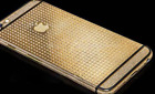 iPhone 8 Plus 24K Gold and Platinum Housings Battery Back Cover